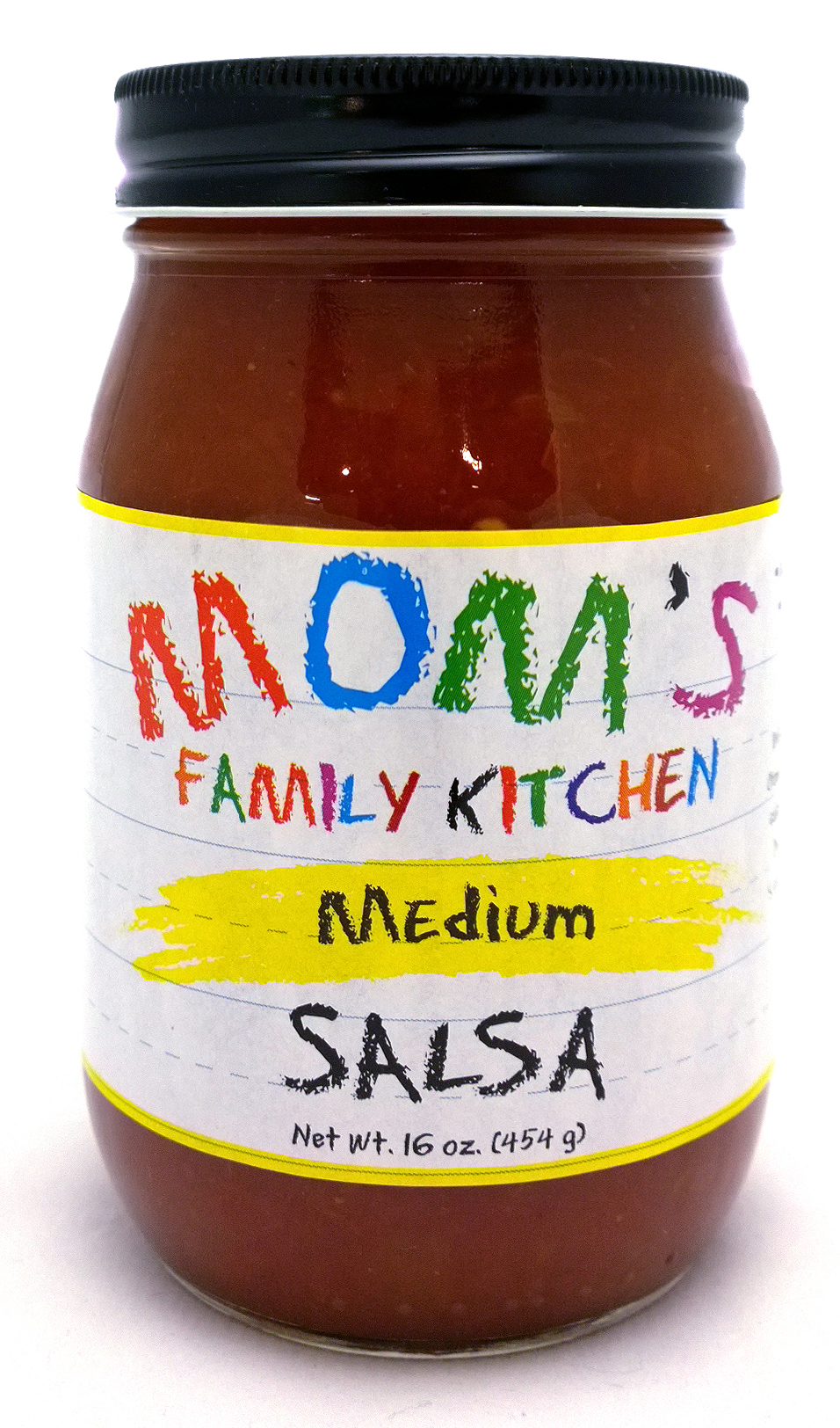 medium salsa by mom s family spicy salsa by mom s family medium salsa ...